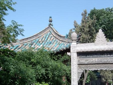 Le musée de l'histoire du Shaanxi, la Mosquée et le Quartier Musulman