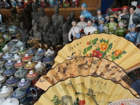 Marché aux antiquités de Panjianyuan, Temple Dongyue, Galerie d'art 798 et découverte de la Médecine Traditionnelle