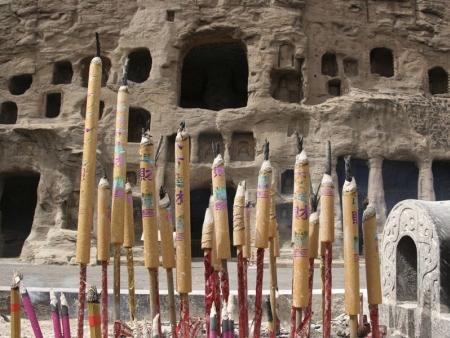 Grottes de Yungang de Datong