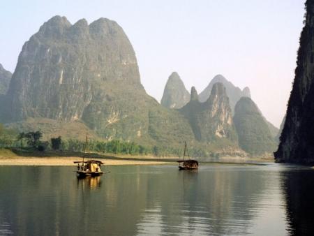 Croisière sur la rivière Li et pêche aux cormorans