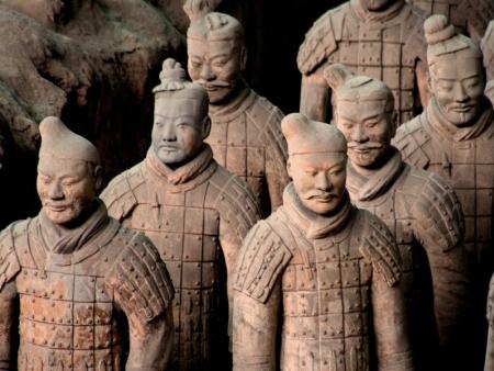 Musée d'Histoire du Shaanxi, la forêt de stèles, la Grande Mosquée et le quartier musulman, le Thé