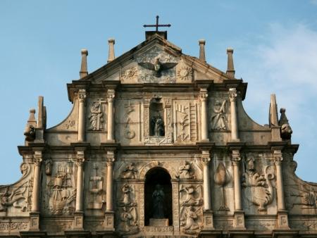 Au coeur du centre historique de Macau