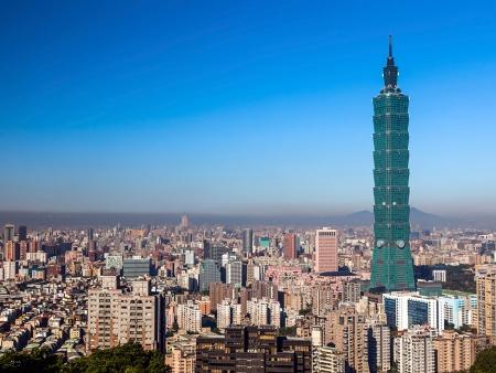 Dernier jour sur le sol taiwanais