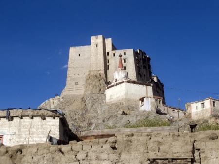 Visite du monastère d'Hémis