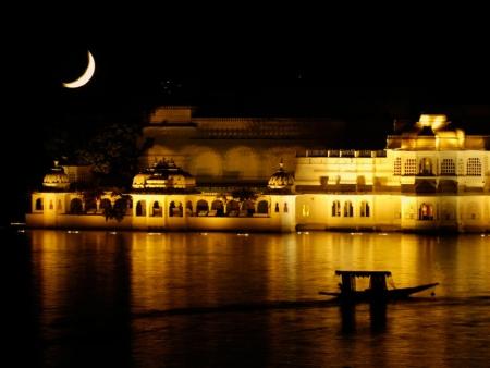 Le Palais du Maharana