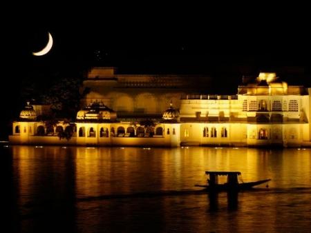 """Udaipur, la """"cité de l'Aurore"""""""
