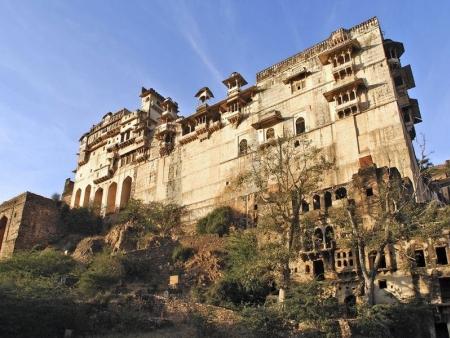 De Bijaipur à Bundi
