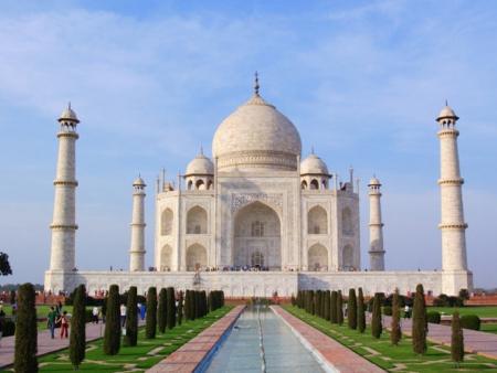 Le Taj Mahal