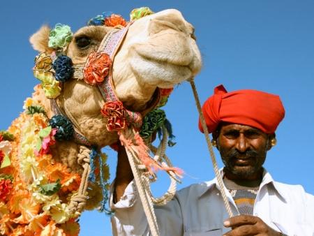 """La """"Foire"""" de Pushkar"""