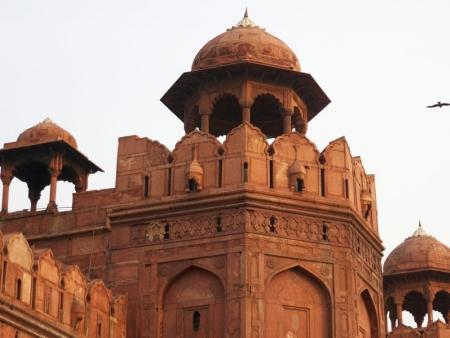 Le site de Fatehpur Sikr