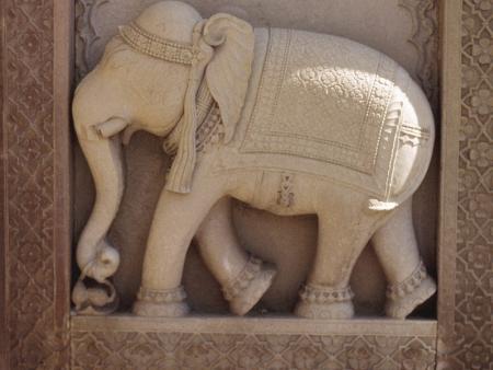 Le temple d'Adinath