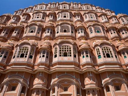Entre les murailles de la ville rose, Jaipur, ville royale