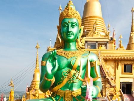 Visite du Tirthankar Gometeshwara (extension)