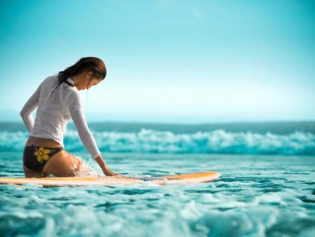 Cours de Surf et shopping à Kuta