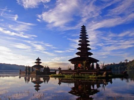 Le Water Palace de Tirta Gangga et les fonds  marins à Amed