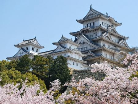 Visite du Chateau d'Osaka