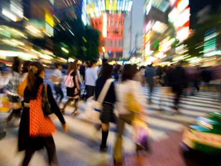 Montez à la mairie de Tokyo à Shinjuku et descendez l'avenue Omotesando !