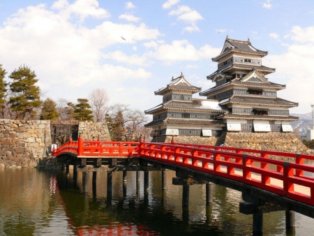 Matsumoto et son château du corbeau
