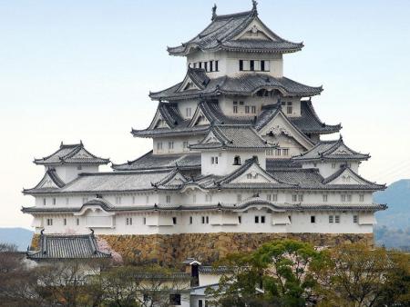 Le château d'Himeji