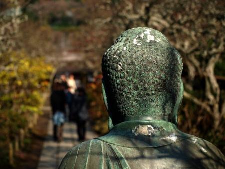 Le bouddha de Kamakura