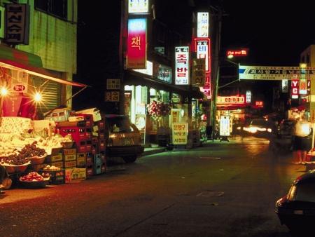 Tokyo côté Ouest