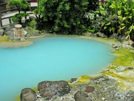 Beppu spa resort, Jigoku  Meguri Hells