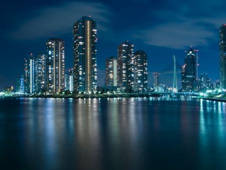 Cruise on the Sumida River