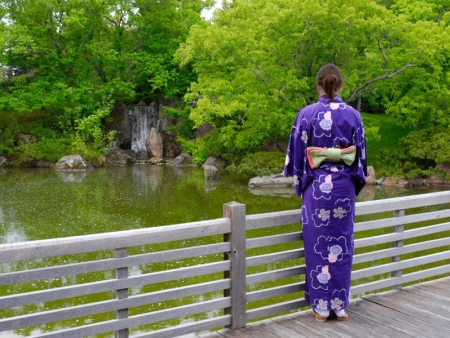 Temples, Heian shrine, districts of Gion and Pontocho