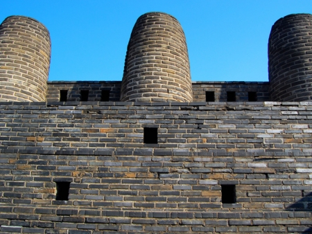 Le temple du Parc national Songnisan