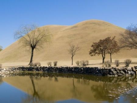 Ancienne capitale de Baekje