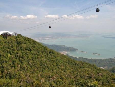 A la découverte de Penang
