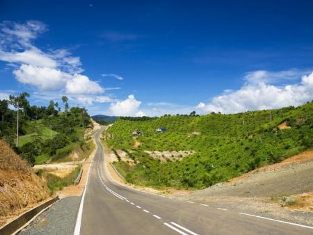 Départ de Bornéo