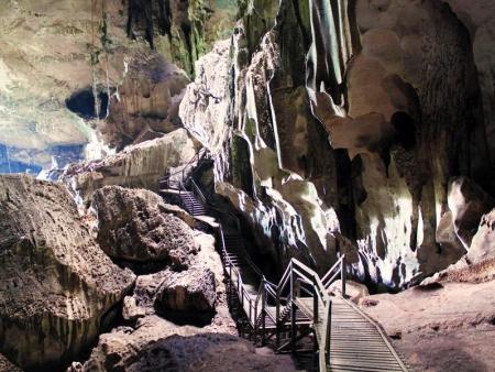 Visite des grottes de Gomantong et de Sandakan