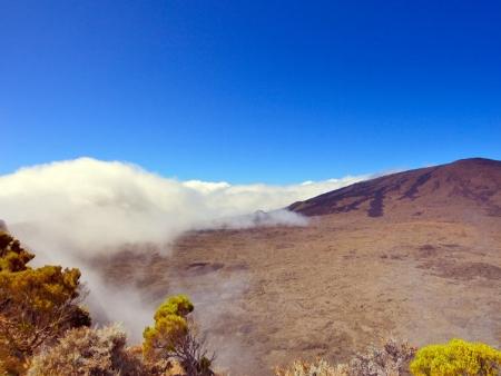 Plaines et Volcan