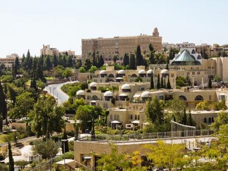 Jérusalem, ville singulière