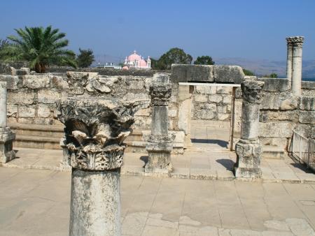 Galilée, entre terre et mer