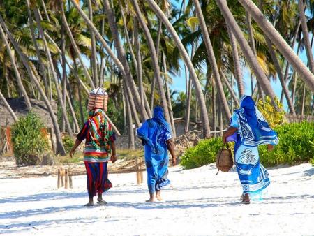 Départ vers l'île légendaire de Zanzibar