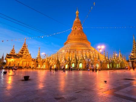 Yangon, au charme colonial
