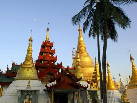 Yangon, ville au charme colonial