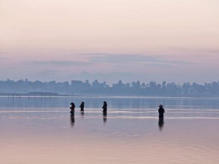 Paysages du Lac Inle
