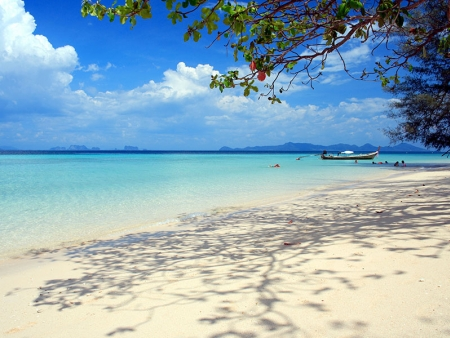 Les plages de rêve