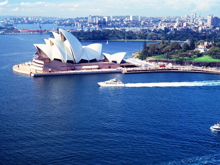 Arrivée en Australie et installation