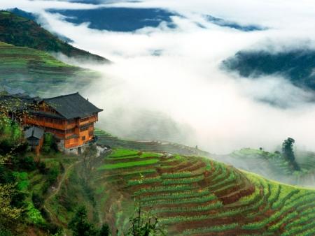 Découverte à deux des secrets de la cuisine chinoise et croisière privée sur la rivière Li