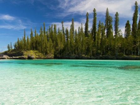Envol pour « L'île la plus proche du paradis »