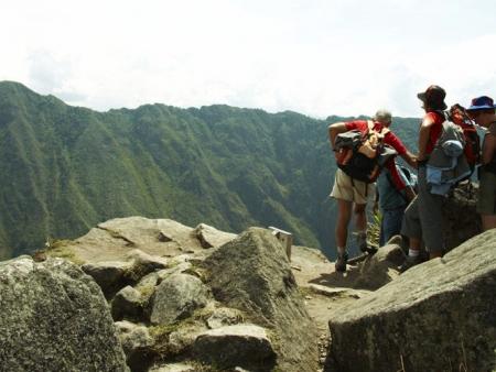 Début du trek au Canyon du Colca