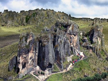 Visite de Cajamarca