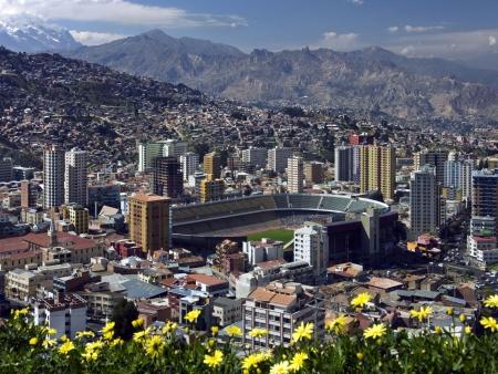 Départ de Bolivie