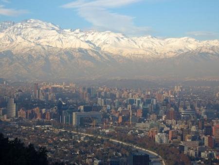 Visite de Santiago