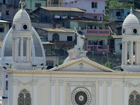 Visite de Quito, lumière de l'Amérique latine