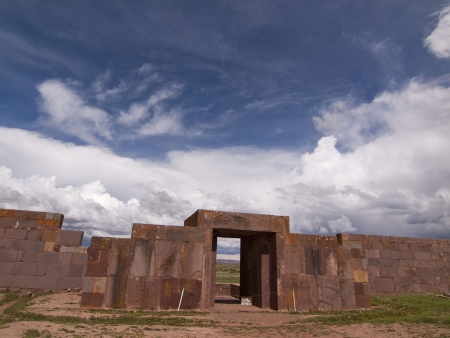 Site de Tiwanaku